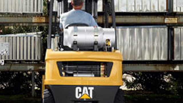 CAT® LIFT TRUCKS